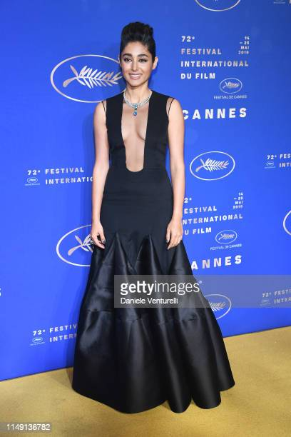 Golshifteh Farahani arriving at the Gala Dinner during the 72nd annual Cannes Film Festival on May 14 2019 in Cannes France