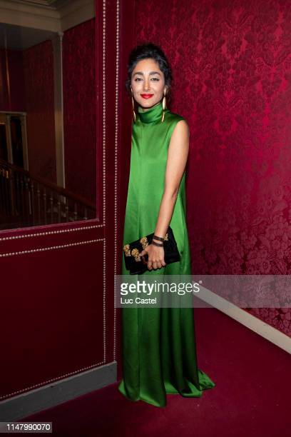 Golshifteh Farahani attends the 350th Anniversary Gala