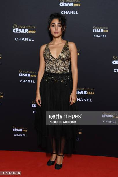Golshifteh Farahani attends the Cesar Revelations 2020 Photocall at Petit Palais on January 13 2020 in Paris France