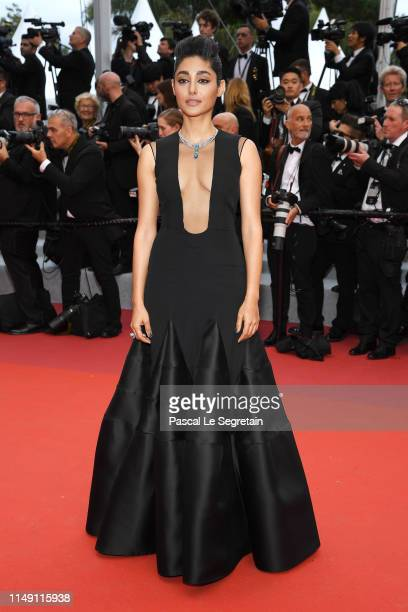 Golshifteh Farahani attends the opening ceremony and screening of The Dead Don't Die during the 72nd annual Cannes Film Festival on May 14 2019 in...