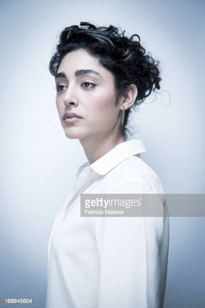Golshifteh Farahani is photographed for The Hollywood Reporter on May 20 2013 in Cannes France