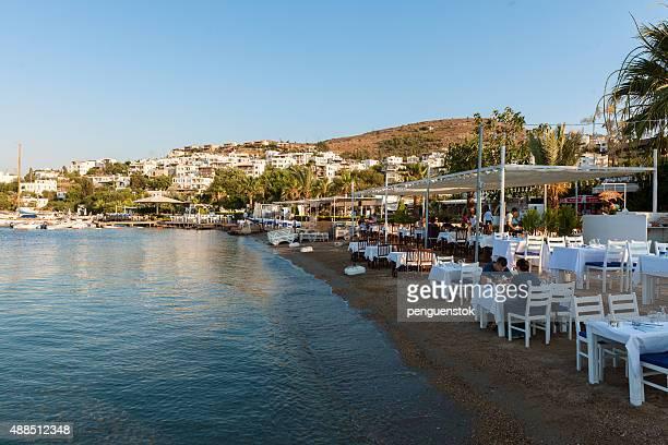 Golturkbuku coast in Bodrum,Turkey