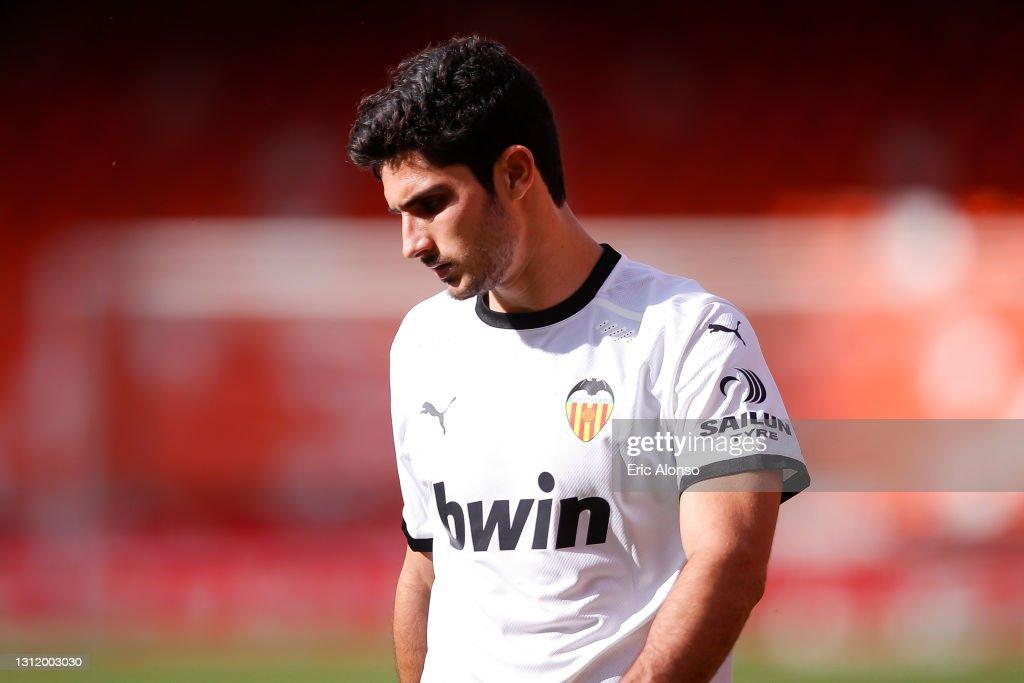 Valencia CF v Real Sociedad - La Liga Santander : News Photo