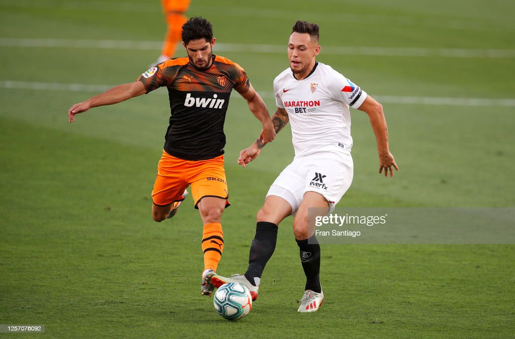 Sevilla FC v Valencia CF  - La Liga : Fotografía de noticias