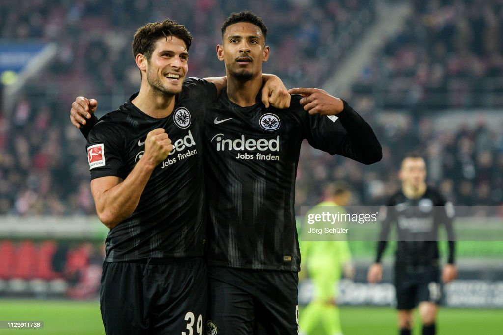 Fortuna Duesseldorf v Eintracht Frankfurt - Bundesliga : News Photo