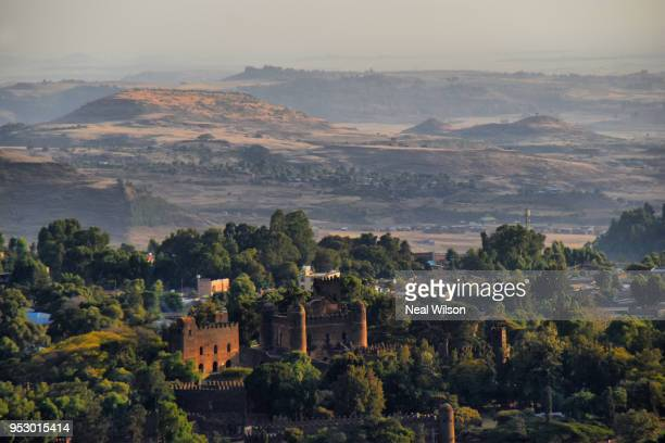 gonder,ethiopia - ethiopia stock photos and pictures