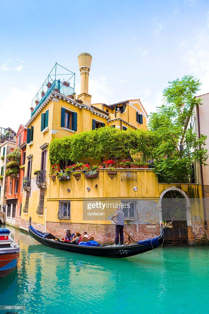 Gondola in Venice : Stock Photo