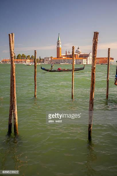 Gondola on the Lagoon.