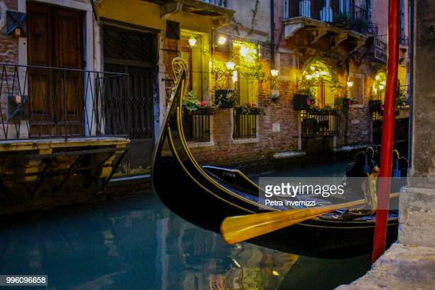 gondola - petra invernizzi stock pictures, royalty-free photos & images