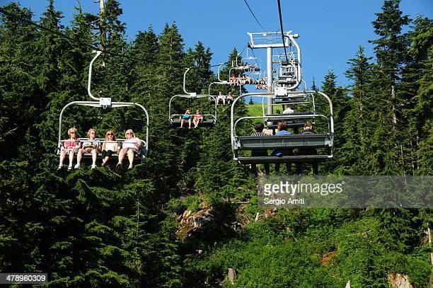 Gondolas in Vancouver