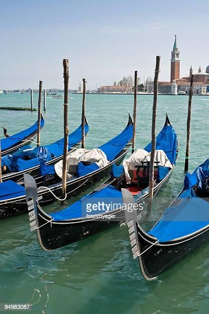 Gondolas San Marco Venecia