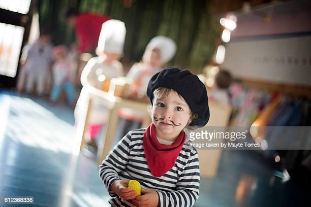 gondolier toddler