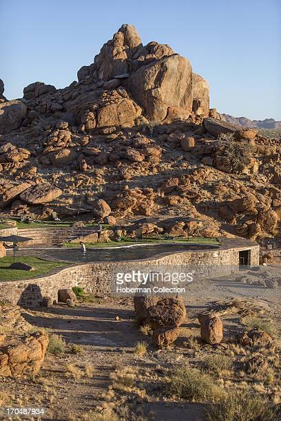Gondwana rock lodge in Namibia