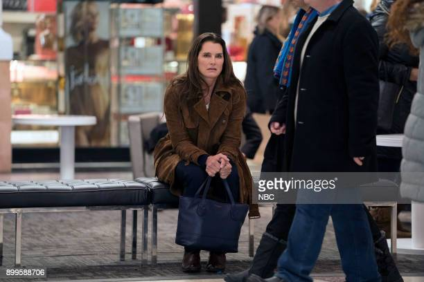 UNIT 'Gone Baby Gone' Episode 1910 Pictured Brooke Shields as Sheila Porter