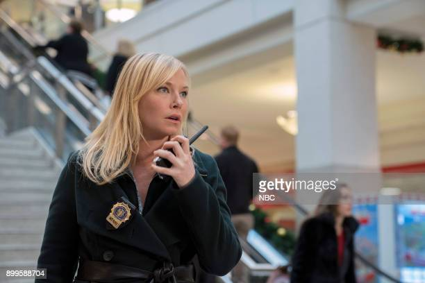 UNIT 'Gone Baby Gone' Episode 1910 Pictured Kelli Giddish as Detective Amanda Rollins