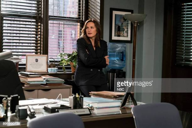 UNIT Gone Baby Gone Episode 1910 Pictured Mariska Hargitay as Lieutenant Olivia Benson