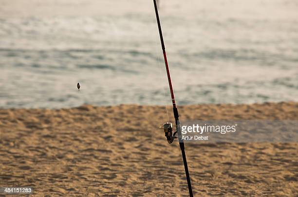 gone fishing... - maresme stock photos and pictures
