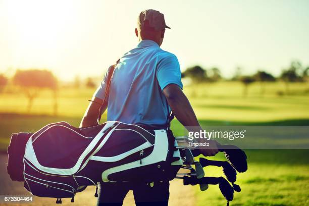 Gone golfing