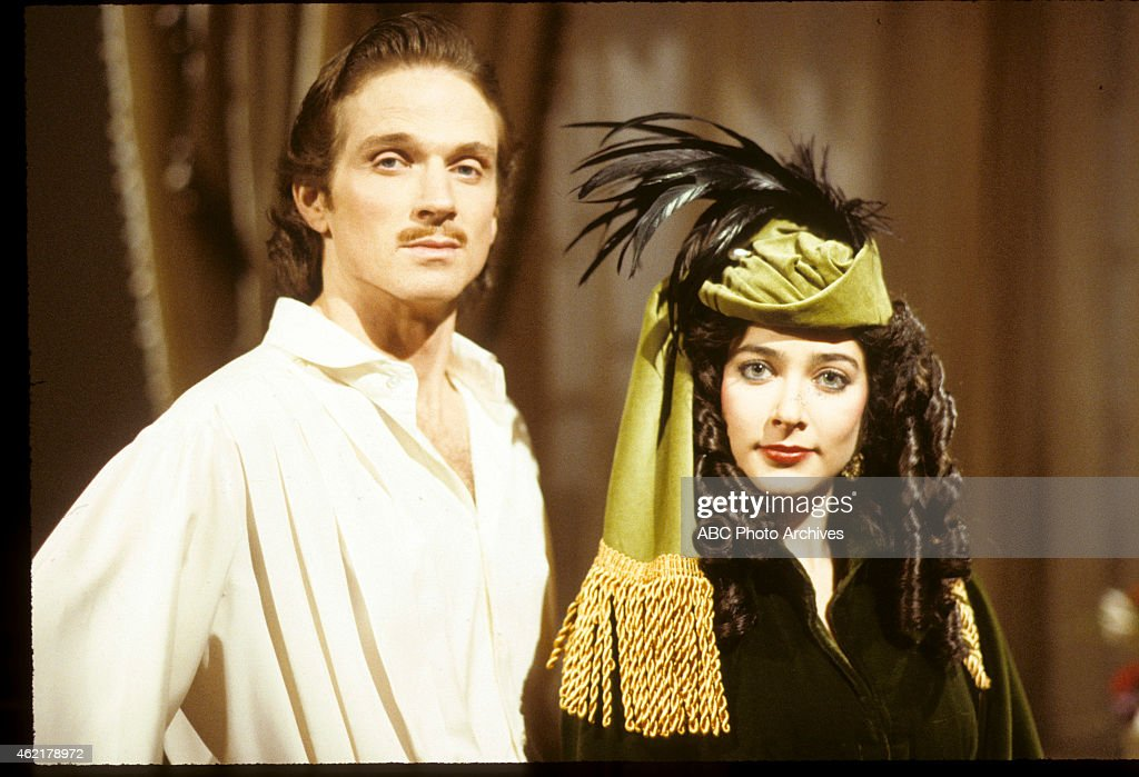LOVING 'Gone with the Wind' Fantasy Sequence Shoot Date June 26 1989 PELUSO