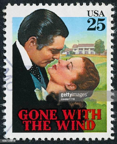 ido com o vento stamp - marca postal - fotografias e filmes do acervo