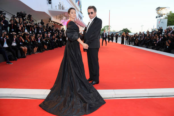 "ITA: ""Lan Xin Da Ju Yuan"" (Saturday Fiction) Red Carpet Arrivals - The 76th Venice Film Festival"