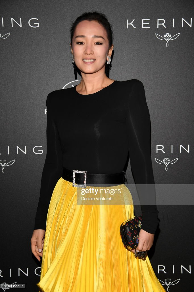FRA: Kering And Cannes Film Festival Official Dinner - Awarding Of Prizes To Gong Li