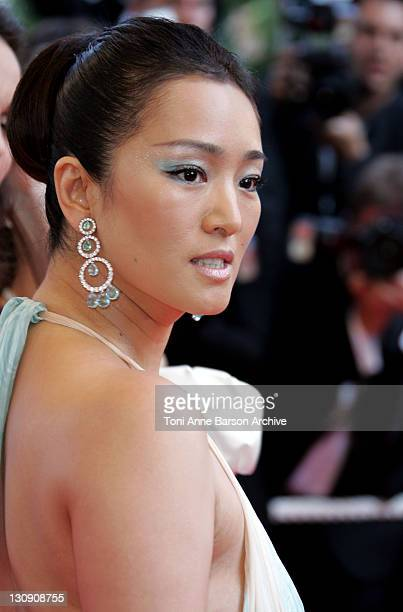 Gong Li during 2007 Cannes Film Festival 'Chacun Son Cinema' All Directors Premiere at Palais des Festival in Cannes France