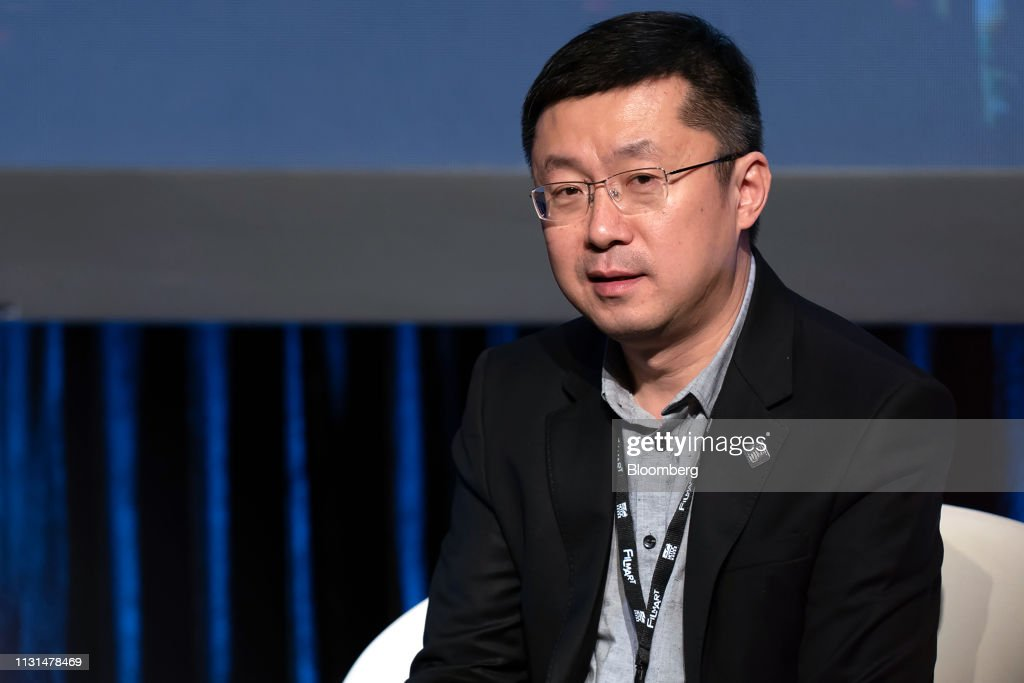 HKG: iQiyi Founder and CEO Yu Gong Speaks At Filmart Event