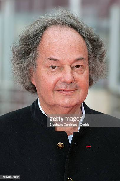 Gonzague Saint Bris attends the 30th Cabourg Film Festival Day Three on June 10 2016 in Cabourg France