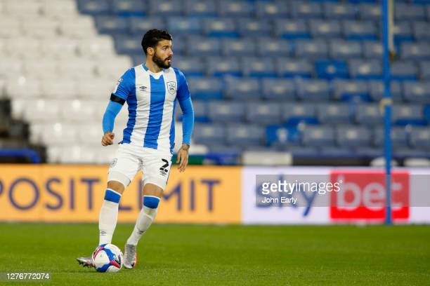 Gonzalo Avila 'Pipa' of Huddersfield Town during the Sky Bet Championship match between Huddersfield Town and Nottingham Forest at John Smith's...
