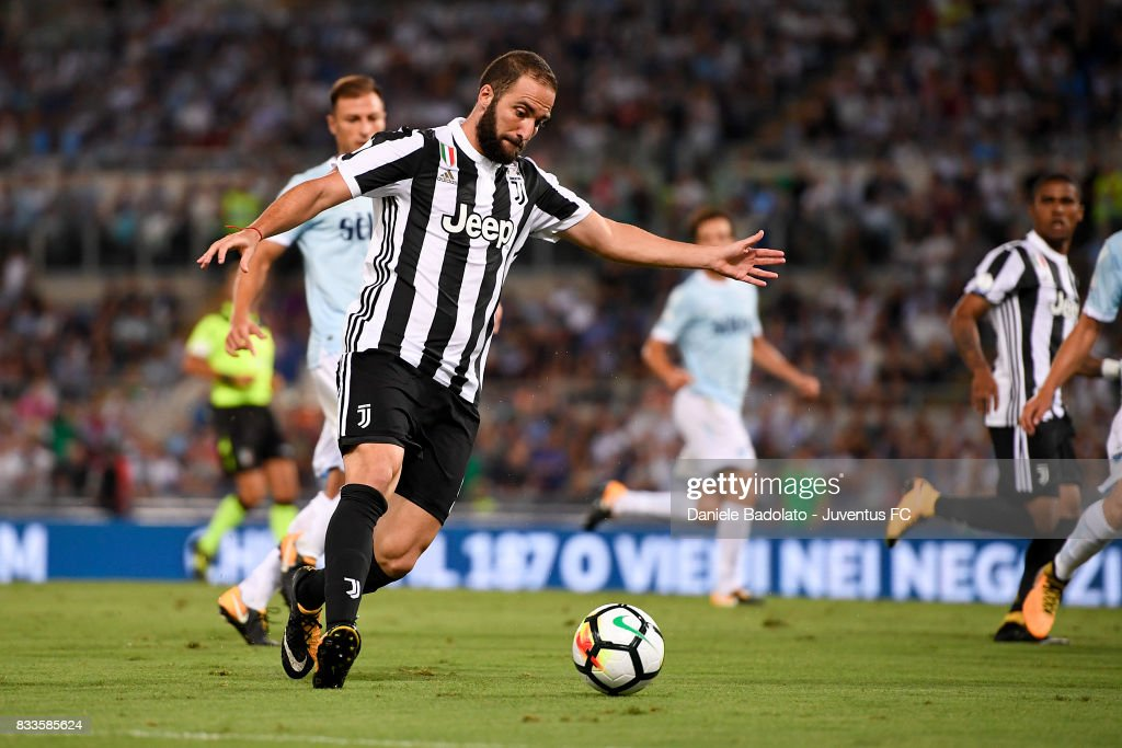 Juventus v SS Lazio - Italian Supercup : News Photo