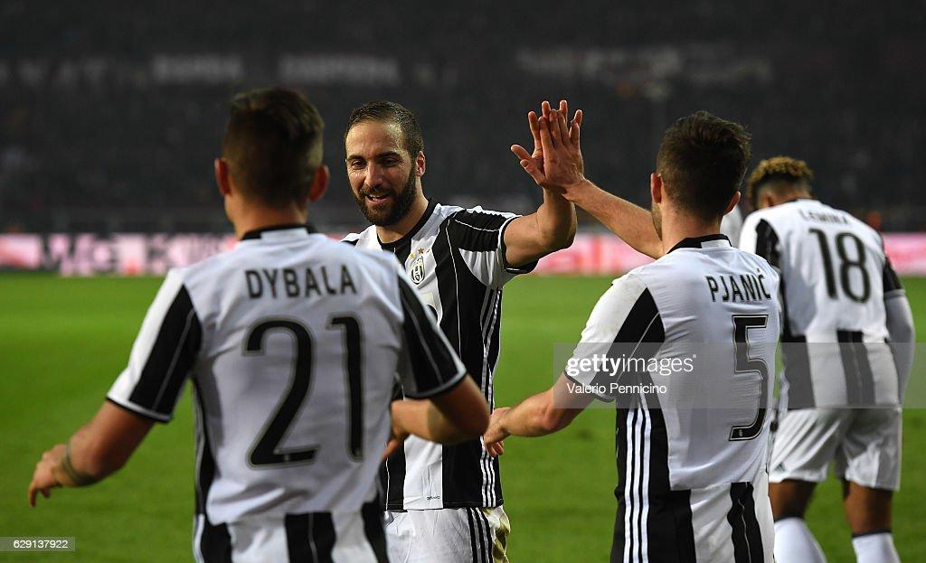 FC Torino v Juventus FC - Serie A : News Photo