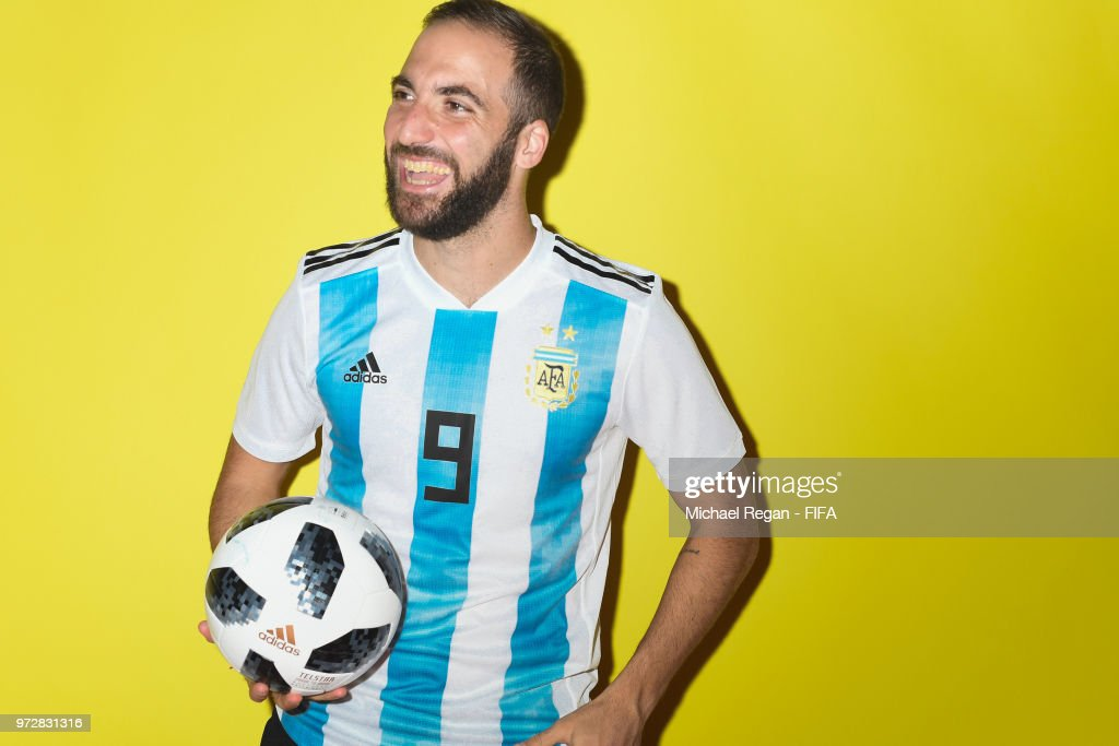 Argentina Portraits - 2018 FIFA World Cup Russia : News Photo