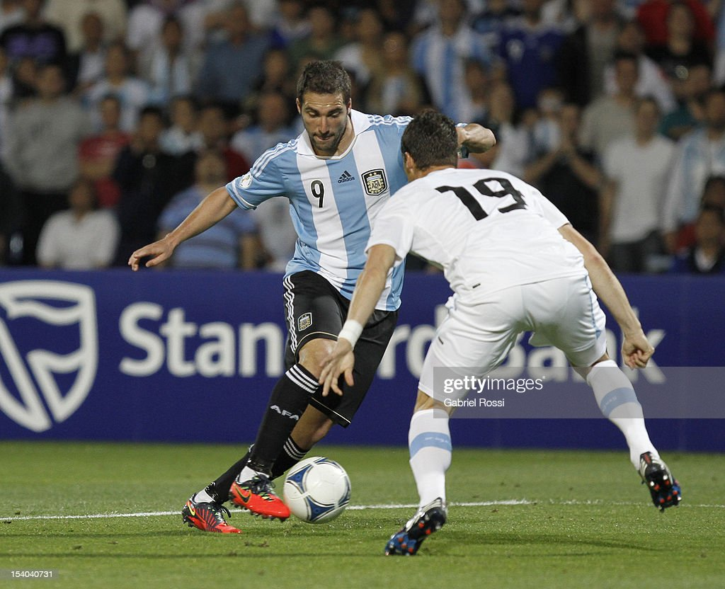 Argentina v Uruguay - South American Qualifiers