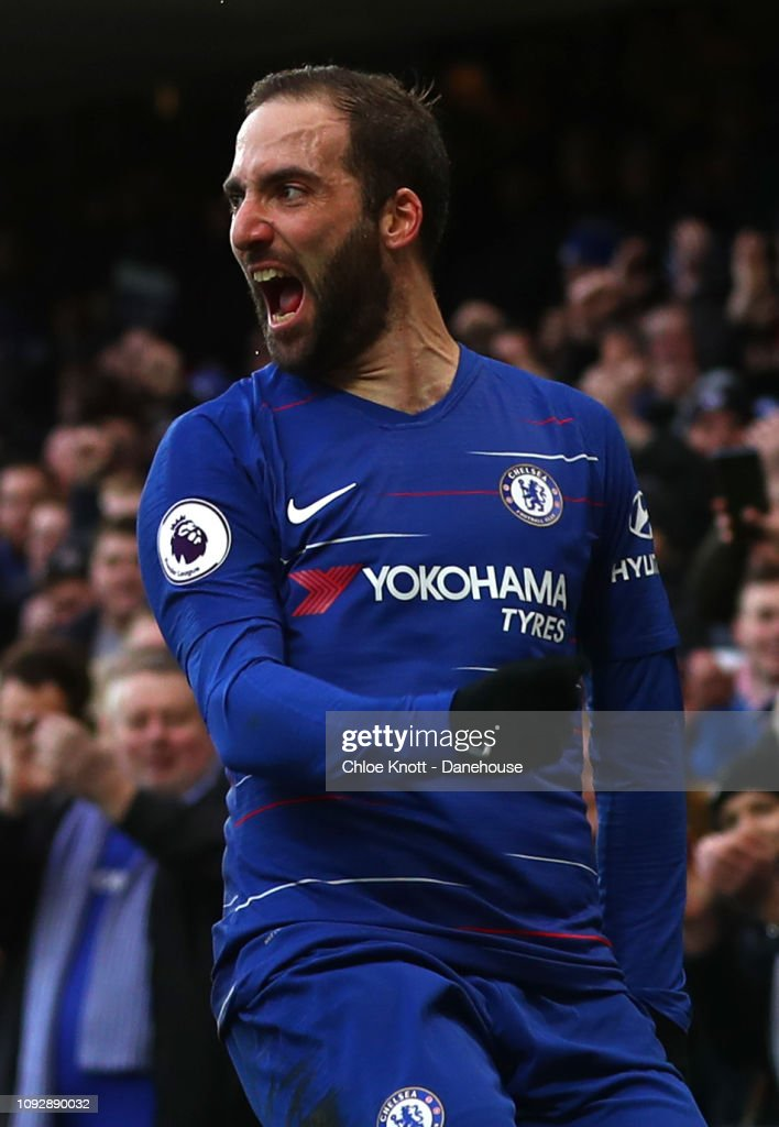 Chelsea FC v Huddersfield Town - Premier League : ニュース写真