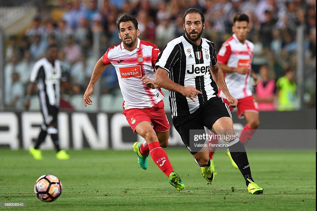 FC Juventus v Espanyol: Pre-Season Friendly