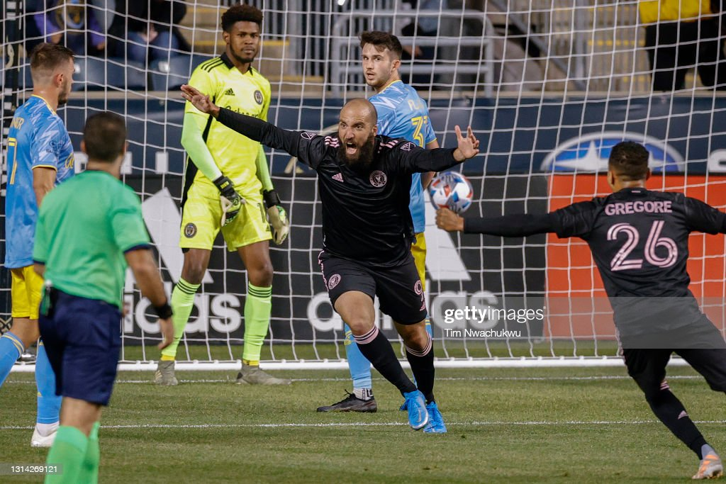 Inter Miami CF v Philadelphia Union : News Photo