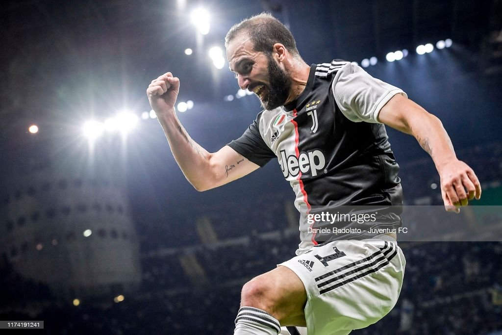 FC Internazionale v Juventus - Serie A : News Photo