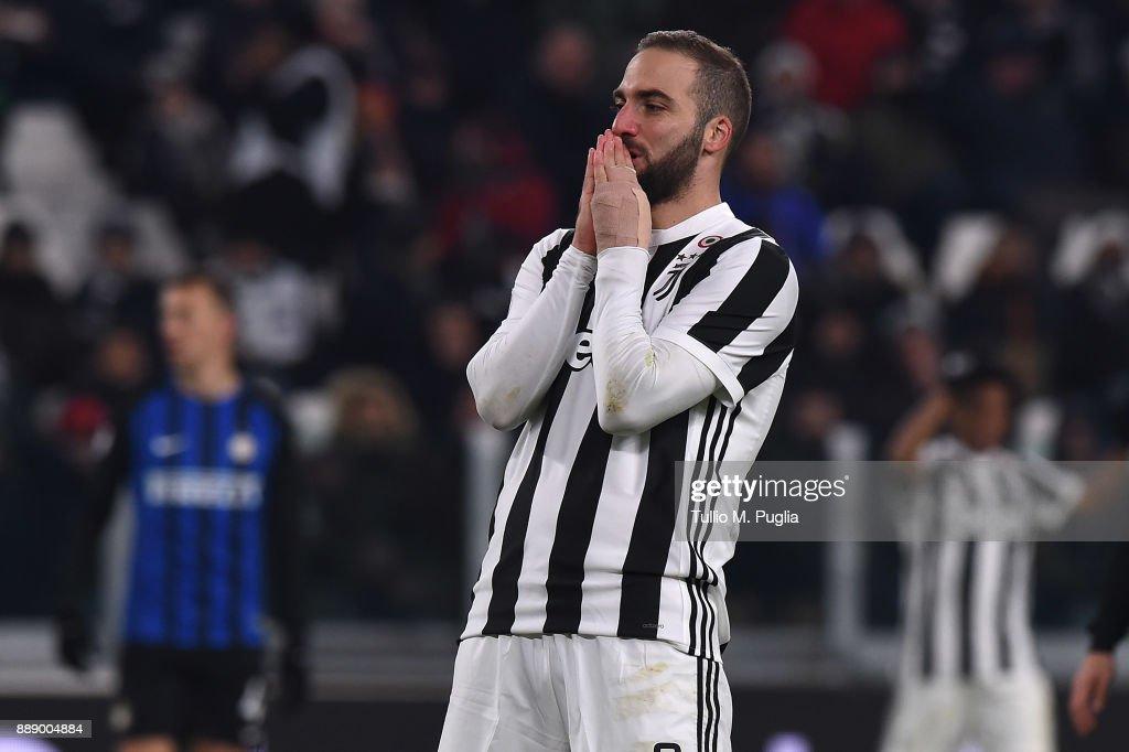 Juventus v FC Internazionale - Serie A : ニュース写真