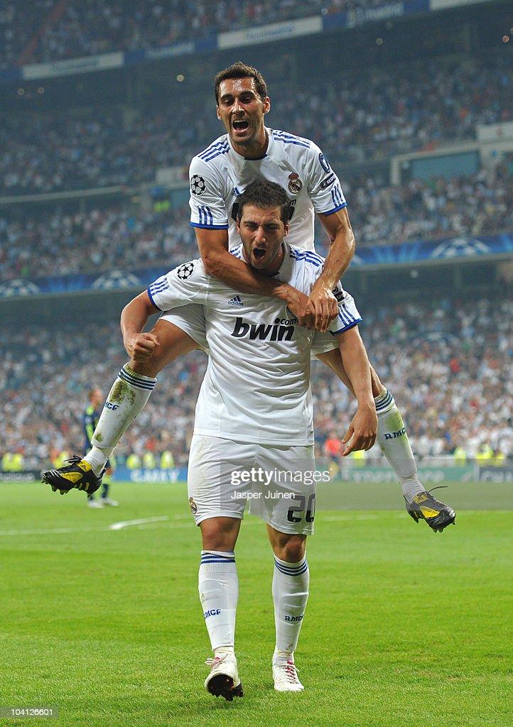 Real Madrid v AFC Ajax - UEFA Champions League : ニュース写真