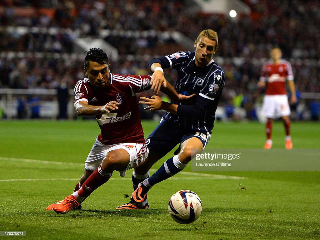 Nottingham Forest v Millwall - Capital One Cup Second Round