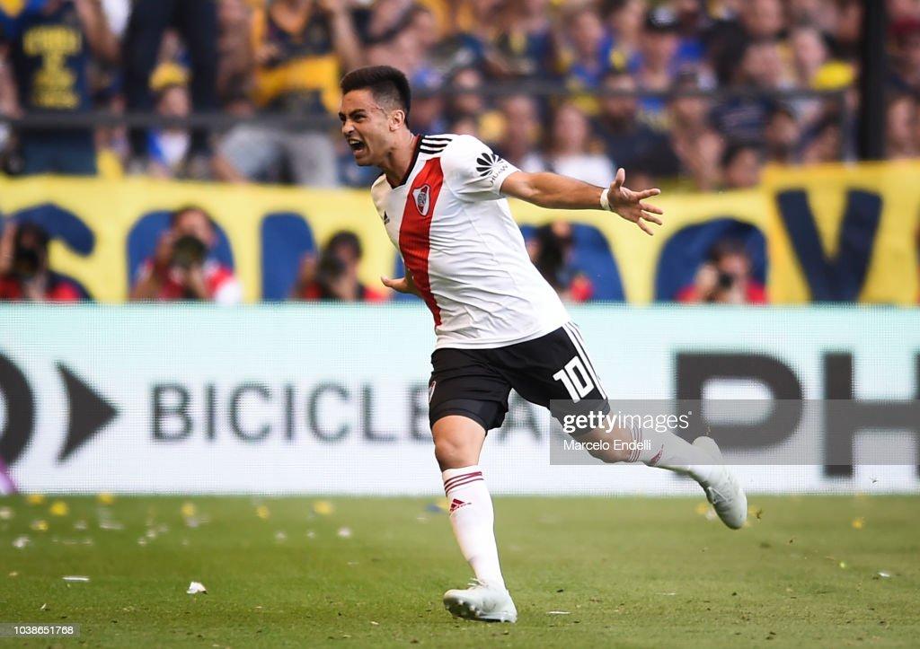 Boca Juniors v River Plate - Superliga 2018/19 : News Photo