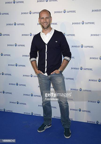 Gonzalo Miro attends the launch of Bombay Sapphire 'On Board' at the Palacio de Cibeles on June 5 2013 in Madrid Spain