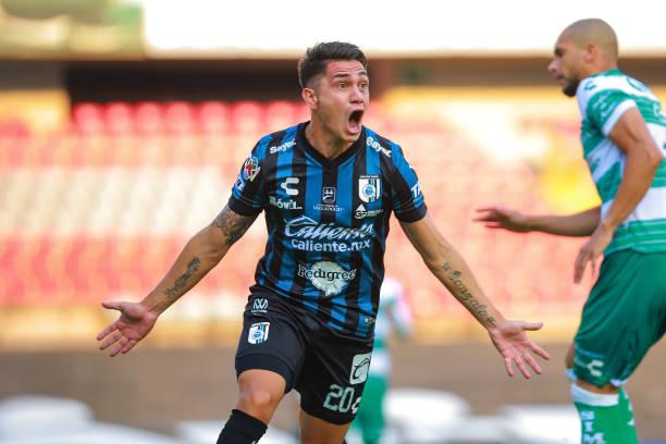 MEX: Queretaro v Santos Laguna - Torneo Guard1anes 2021 Liga MX