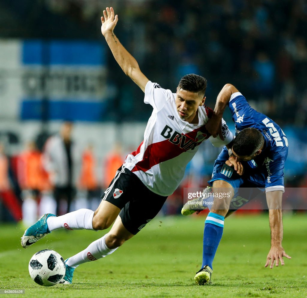 Racing Club v River Plate - Superliga 2017/18