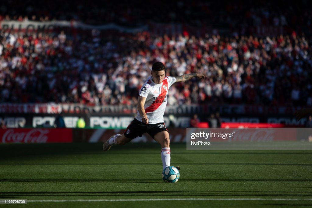 River Plate v Boca Juniors - Argentine Superliga 2019/2020 : News Photo