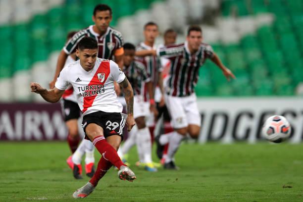 BRA: Fluminense v River Plate - Copa CONMEBOL Libertadores 2021