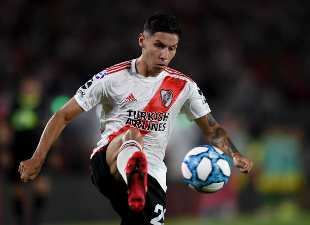 River Plate v Defensa y Justicia - Superliga 2019/20