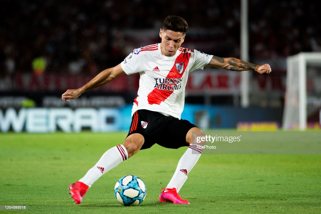 River Plate v Defensa y Justicia - Superliga 2019/20 : News Photo