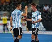 gonzalo peillat argentina celebrate his goalduring
